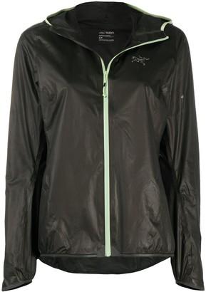 Arc'teryx Embroidered-Logo Sports Jacket