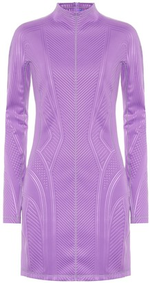 Thierry Mugler Neoprene minidress