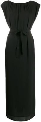 Filippa K Alyssa wrap midi dress