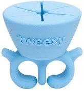 Tweexy - The Original Wearable Nail Polish Bottle Holder, Island Blue