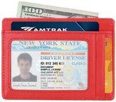 kinzd Slim Wallet RFID Front Pocket Wallet Minimalist Secure Thin Cit Card Holder (OneSize, )