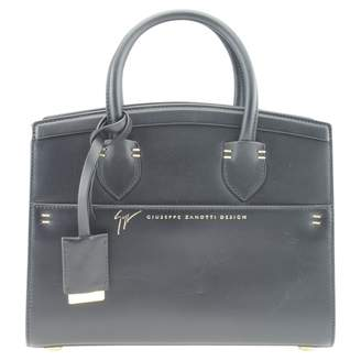 Giuseppe Zanotti Black Leather Handbags