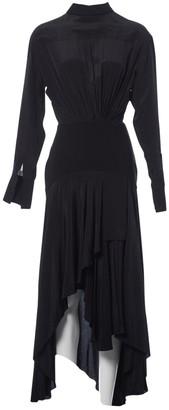 J.W.Anderson J W Anderson Black Viscose Dresses