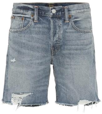Polo Ralph Lauren Rylee denim shorts
