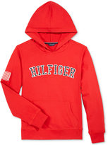 Tommy Hilfiger Graphic-Print Pullover Hoodie, Big Boys (8-20)