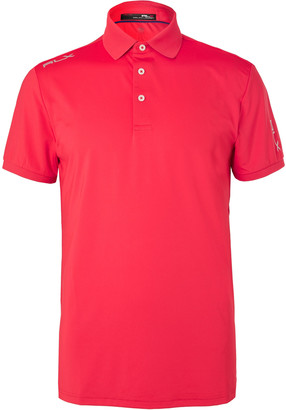 RLX Ralph Lauren Slim-Fit Stretch-Jersey Golf Polo Shirt