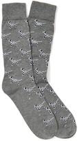 J.Mclaughlin Dalmation Socks