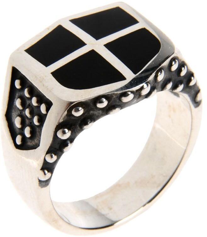Manuel Bozzi Rings - Item 50162891WA