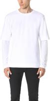 Helmut Lang Double Sleeve Long Sleeve Shirt