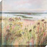 John Lewis Sue Fenlon - Coastal Pathway Print on Canvas, 40 x 40cm