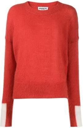 Essentiel Antwerp crew-neck knit sweater