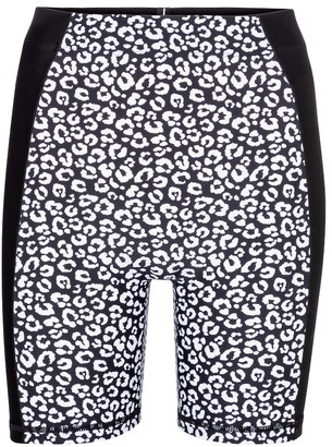 Adam Selman Sport Contour high-rise shorts