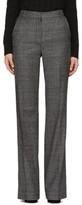 Erdem Grey Check Kaelin Trousers