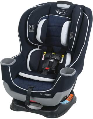Graco Extend2Fit Convertible Infant Car Seat