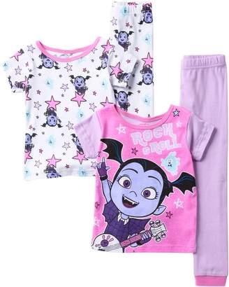 Emoji Vampirina Cotton PJs - Set of 2 (Little Girls & Big Girls)