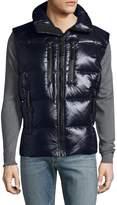 SAM. Men's Quilted Zip Pocket Vest