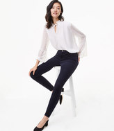 LOFT Tall Skinny Brushed Corduroy Pants in Modern