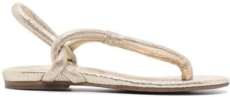 Del Carlo Dytt sandals