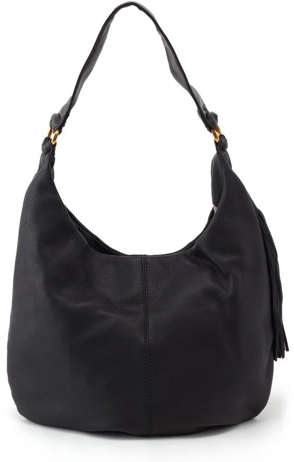 Hobo Gardner Leather Shoulder Bag