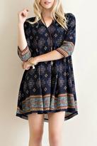 Entro Boho Style Dress