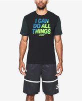 Under Armour Men's Steph Curry Charged Cotton® T-Shirt