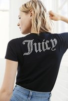 Juicy Couture For UO Gothic Crystal Short-Sleeve Jersey Tee