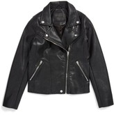 Blank NYC Girl's Blanknyc Faux Leather Moto Jacket