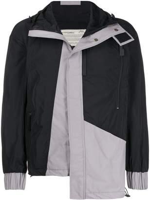 A-Cold-Wall* asymmetric hooded jacket
