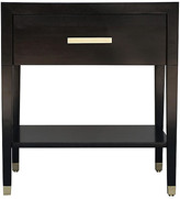 Ave Home Carlyle Nightstand - Ebony