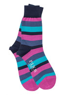 Thomas Pink Rowland Stripe Socks