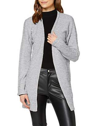 S'Oliver Q/S designed by Women's 45.899.64.2013 Cardigan,(Size of : L)