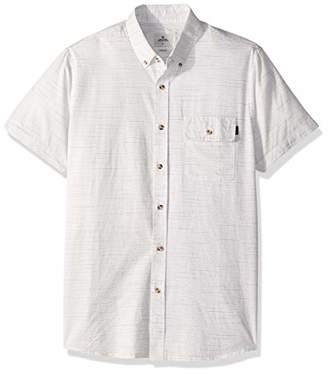 Rip Curl Men's Arch Short Sleeve Shirt