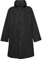 Prada Oversized Shell Hooded Raincoat