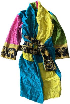 Versace Multicolour Cotton Swimwear
