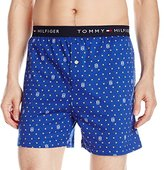 Tommy Hilfiger Men's Printed Knit Boxer
