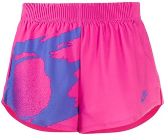 Nike Graphic Print Shorts