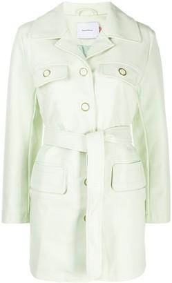 House of Sunny single breasted jacket