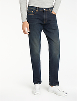 Paul Smith Tapered Fit 4-Way Stretch Jeans, Dark Wash