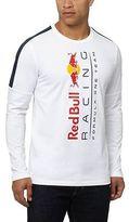 Puma Red Bull Racing Logo Long Sleeve T-Shirt