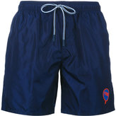 Fendi swim shorts - men - Polyimide - 46