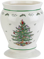 Spode Christmas Tree Wastebasket