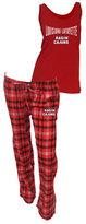 College Concepts Women's Louisiana Ragin' Cajuns Tank and Pajama Pants Set