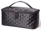 Models on the Go Cosmetic Bag, Black
