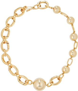Mounser Solar Chain-Link Necklace