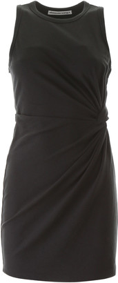 Alexander Wang Mini Dress With Knot