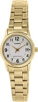 Casio Women's LTPV002G-7B Stainless-Steel Quartz Watch