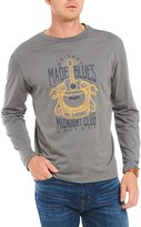 Daniel Cremieux Jeans Whiskey Blues Long-Sleeve Tee