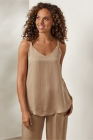 Chic and Easy Satin Tank