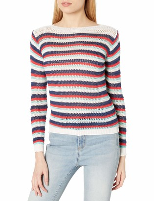 M Made in Italy Women's Knited Long Sleeve Sweater