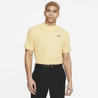 Nike Men's Mock-Neck Golf Top Dri-FIT Tiger Woods